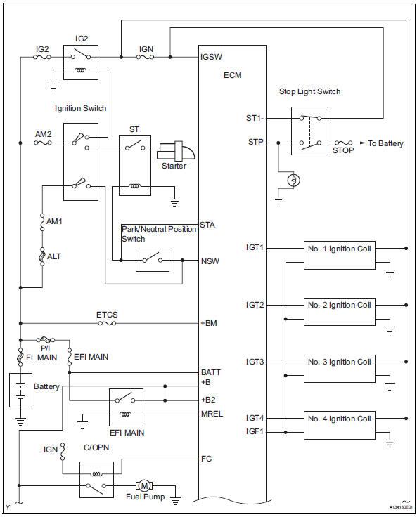 Toyota Rav4 System Diagram: Toyota 2az Fe Engine Diagram At Aslink.org