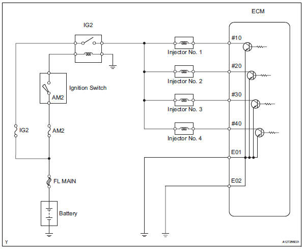 Rav4 Fuel Injector Diagram Wiring Diagram Pass