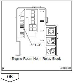 Toyota RAV4 Service Manual: Throttle actuator control motor