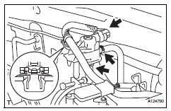 Toyota RAV4. Remove purge vsv