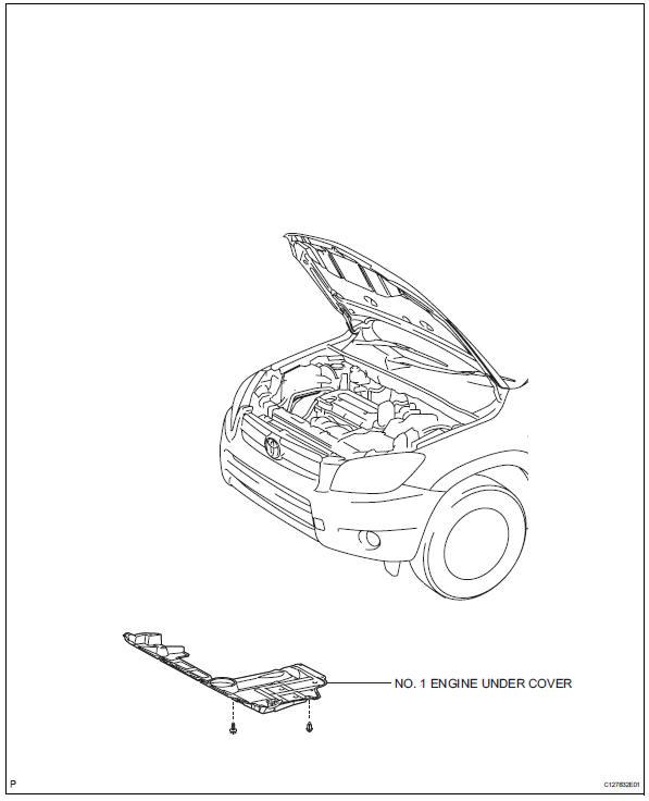 Toyota Rav4 Service Manual Transmission Wire