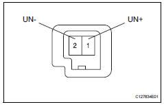 Toyota RAV4. Inspect key interlock solenoid