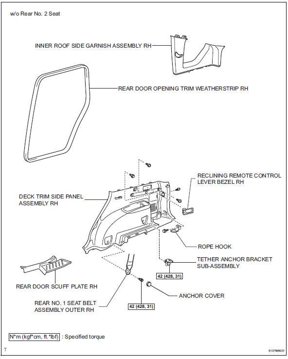 Door control receiver  sc 1 st  Toyota RAV4 & Toyota RAV4 Service Manual: Door control receiver - Door lock